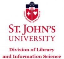 Logo for SJU Division of Library & Info Science
